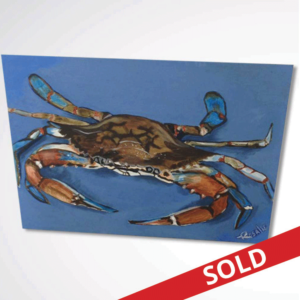 BlueCrab-SOLD